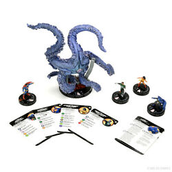 Dc Comics Heroclix Starro And The Justice League Figure Set Convention Exclusive