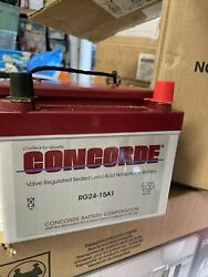 Concorde Rg-24-15a1 Sealed Lead Acid Aircraft Battery