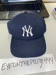 Vintage Sports Specialist New York Yankees Snapback Hat Nwot 62a