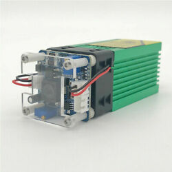 Focusable 530nm 1w Green Laser Diode Module Head Fac Engraving And Cutting Ttl