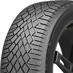 4 New 195/55r16xl 91t Continental Viking Contact 7 Studless Ice And Snow Tires