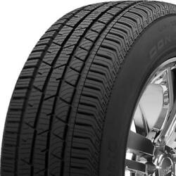 4 New 245/50r20 Continental Crosscontact Lx Sport Suv/crossover All-season Tires