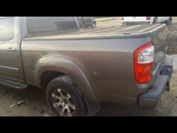 No Shipping Pickup Box Crew Cab 4 Door With Fender Flare Fits 04-06 Tundra 752