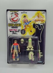1986 Real Ghostbusters Ecto Glow In The Dark Louis Tully, Beautiful Htf Rare