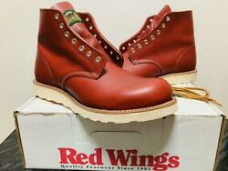 Red Wing Beams Boots Us 10 Red 2016 40th Irish Setter With Box Authentic