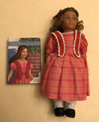 """American Girl Mini Doll Marie-grace 6"""" Book Included G1506-af1a"""