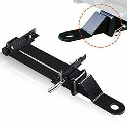 Golf Cart Trailer Hitch Fit For Backseat Footrest - Club Car Ezgo Yamaha By E...