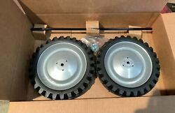 Case Ih Pedal Tractor Dual Wheel Kit By Ertl Reboxed