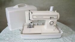 Kenmore Simpsons-sears Model 158 12112 White Sewing Machine