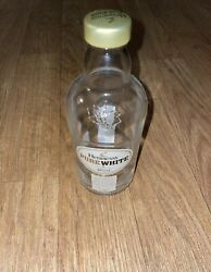 Pure White Hennessy Liquor Bottle Rare Empty And One Hennessy Vsop 750ml