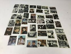 Lot 46 Mixed Topps T.c.g. Beatles Trading Cards 1st 2nd 3rd Series Diary Color