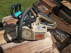 Vintage Stihl 009l Electronic Stop Chainsaw Top Handle Arborist Chain Saw