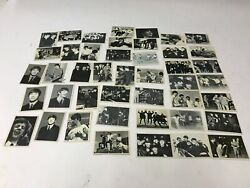Estate Find Lot Of 44 Topps T.c.g. Beatles 3rd Series Trading Cards