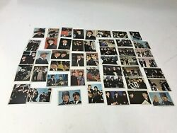 Estate Find Lot Of 47 Topps T.c.g. Beatles Diary Trading Cards