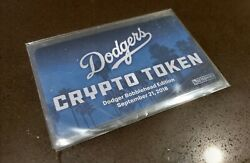 Clayton Kershaw Unscratched 2018 Dodgers Ethereum Crypto Bobblehead Mlb Rare