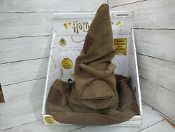 Harry Potter Real Talking Sorting Hat Animatronic Costume Cosplay Hogwarts House