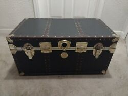 Pirate Style Brown Treasure Chest Unbranded