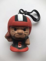 Nfl 2019 Squeezymates Cleveland Browns Qb Baker Mayfield 2.5in Fig Teenymates