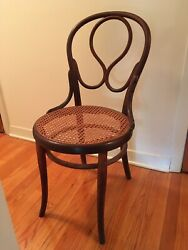 Antique Thonet Bentwood Cafe Chair
