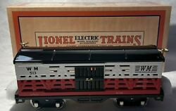 Mth 11-30120 Lionel Corp Tinplate Std. Gauge 513 Cattle Car Western Maryland New