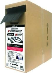 Caliber Products 23068-bk Bunk Wrap - 2in. X 4in. X 250ft. Roll - Black