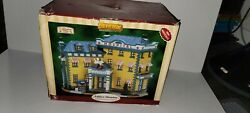 Lemax Village Collection Smith Memorial Hospital Christmas Houses 2007