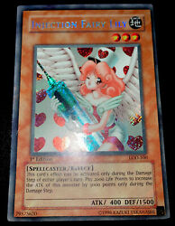 Yugiohinjection Fairy Lily1st Editionlod-100