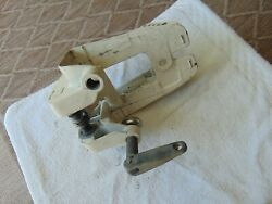Omc Johnson Evinrude Outboard 4 Hp 1998 Swivel And Transom Bracket Assy 0336009
