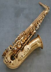 Yamaha Yas-62 E81 Secondhand Saxophone Specialty Store _37057