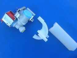 New Icemaker Water Valve Invensys S-86-qc N / W10219716 / 120v / From Ic13b