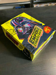 1980 Topps Star Wars Empire Strikes Back Series 3 Wax Box Bbce Holo Foil Stamp