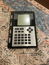 Vintage Sportyand039s E6b-f Electronic Flight Computer W/manual