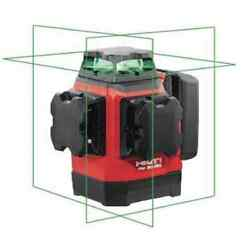 Hilti Laser Level 12-volt 3-beam Hand-held Magnetic Self-leveling Compact