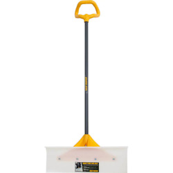 Industrial Grade Snow Shovel, Snow Shovel, Snow Pusher, 24 Inches Wide