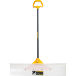 Industrial Grade Snow Shovel, Snow Shovel, Snow Pusher, 36 Inches Wide