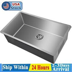 301810inch ,321910inch Stainless Steel Top Mount Kitchen Sink Single Basin