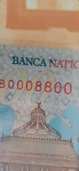 Romania 100 Lei 2019 Polymer Unc Banknote Bratianu Great Union Lucky Number 8800