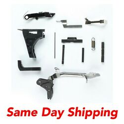 Lone Wolf Lower Parts Kit Lwd-framekit-p80-sc P80 Pf940sc W/ Mag Release + Sprng