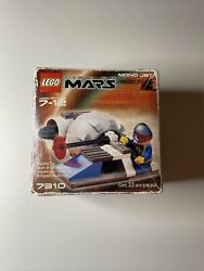 Lego Life On Mars Mono Jet 7310 New And Sealed Vintage Collection