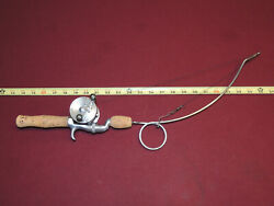 Very Nice Vintage X-pert Stub-caster Spring Action Pistol Grip And South Bend 775