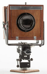 English Studio View Camera From The 1930s Very Rare Shp 59398
