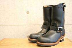 Sold Red Wing Engineer Boots No.9268 7d Size Men