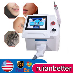 Pico Laser Machine Ultra-short Pulses Peel Picosecond Laser Tattoo Removal Sale