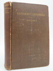 A Sanskrit Grammar Including Both The Classical Language And The Older 1879