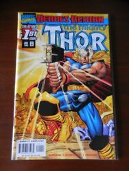 Thor 1-85 + Annuals Vf+/nm Full Run 1998-2004 Complete Set Beautiful Condition