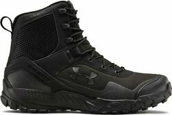 Under Armour Menand039s Ua Valsetz Rts 1.5 Side Zip Tactical Boots - 3021036-001