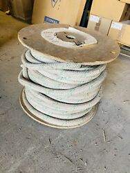 V Greenlee Double Braided High Force Cable Puller Rope 3/4 X 300' Free Ship