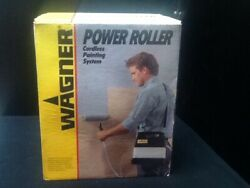 Wagner Power Roller Cordless Painting System Brand New