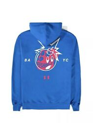 Bored Ape Yacht Club X The Hundreds Hooded Sweatshirt Sold Out Size Small