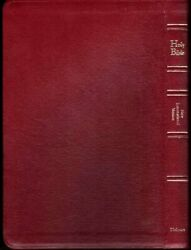 Holy Bible  New International Version - Ultrathin Reference Edition - Leather